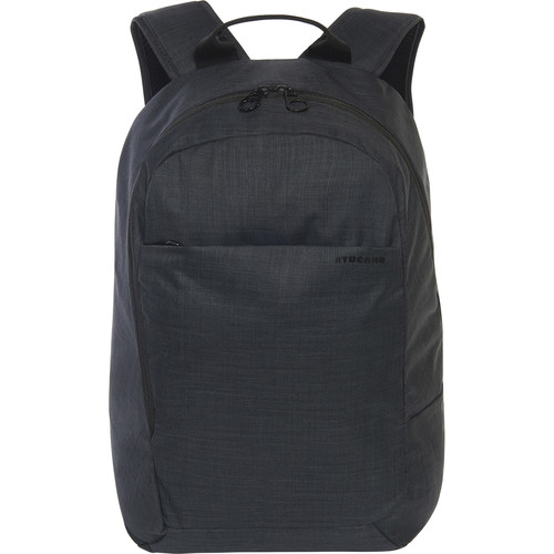 """Tucano Rapido Backpack for 15"""" MacBook Pro and 15.6"""" Notebook (Black)"""
