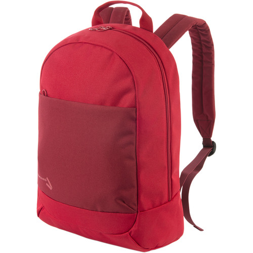"Tucano Svago Backpack for MacBook Pro or Ultrabook up to 15.6"" (Red)"