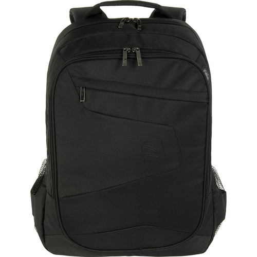 "Tucano Lato Backpack for 15.6"" & 17"" Notebooks, 17"" MacBook Pro, & 15"" MacBook Pro with Retina Display (Black)"