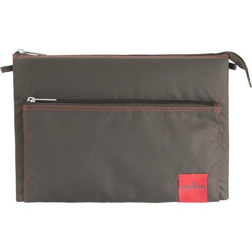 "Tucano Lampo Slim Bag for 13"" MacBook Pro/Ultrabook and iPad Pro (Gray)"