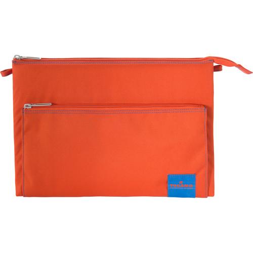 "Tucano Lampo Slim Bag for 13"" MacBook Pro/Ultrabook or iPad Pro (Orange)"