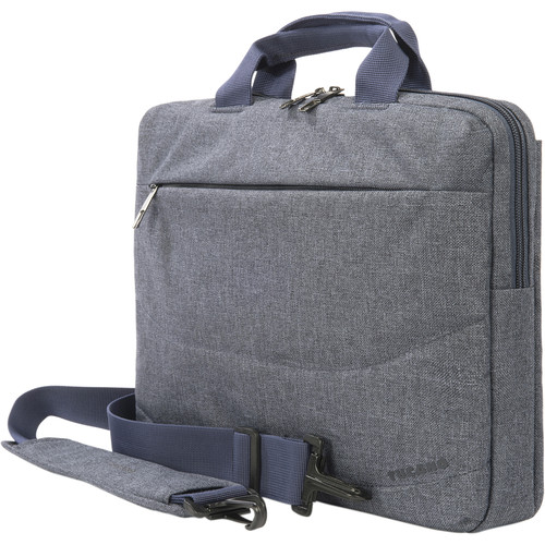 "Tucano Linea 13 Bag for 13"" Notebook/Ultrabook plus iPad Pocket (Blue)"