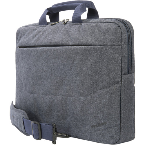 "Tucano Linea 15 Bag for 15.6"" Notebook or 15"" Ultrabook (Blue)"