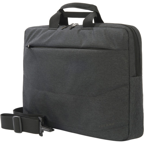 "Tucano Linea 15 Bag for 15.6"" Notebook or 15"" Ultrabook (Black)"