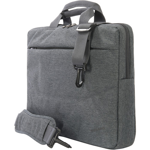 "Tucano Linea 15 Bag for 15.6"" Notebook or 15"" Ultrabook (Grey)"