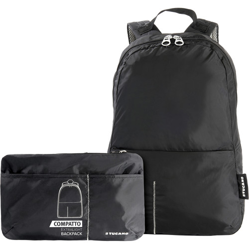 Tucano Compatto Pack (Black)