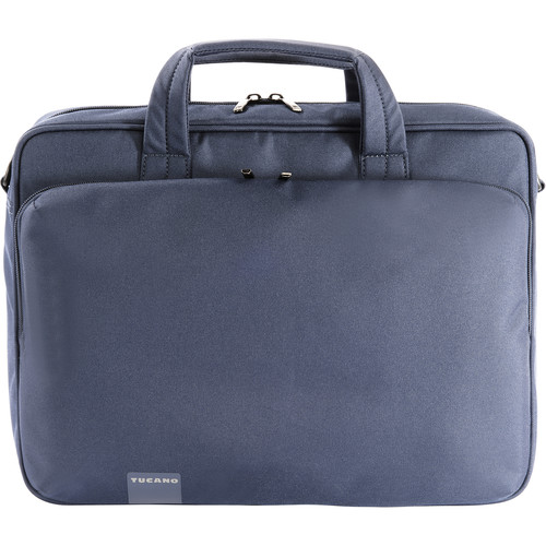 "Tucano Pocket Plus Double Bag for 15"" Ultrabook / 15.6"" Notebook (Blue)"