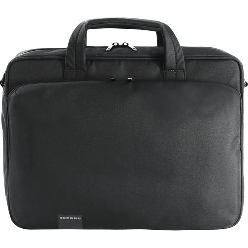 "Tucano Pocket Plus Double Bag for 15"" Ultrabook / 15.6"" Notebook (Black)"