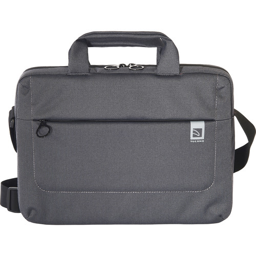 "Tucano Loop Small Slim Bag for 13"" Ultrabook and Notebook (Black)"