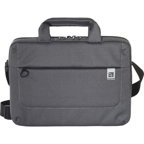 """Tucano Loop Small Slim Bag for 13"""" Laptop (Black)"""