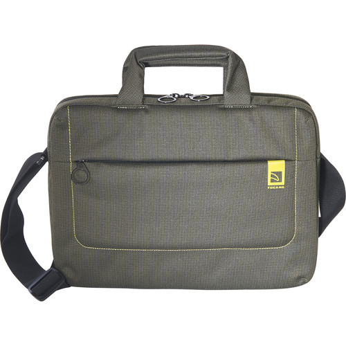 "Tucano Loop Small Slim Bag for 13"" Laptop (Green)"