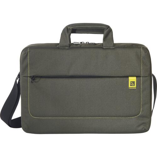 """Tucano Loop Large Slim Bag for 15"""" Laptop (Green)"""