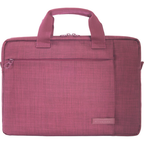 "Tucano Svolta Medium Slim Bag for 14"" Laptop (Burgundy)"