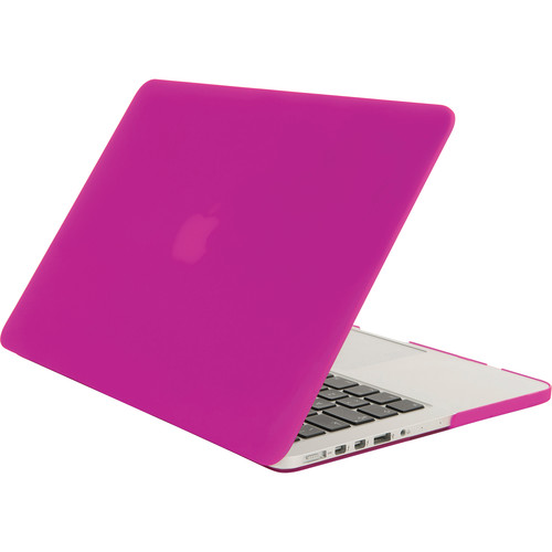 """Tucano Nido Hard-Shell Case for MacBook Pro 13"""" with Touch Bar (Purple)"""