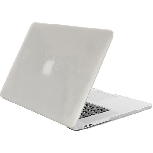 """Tucano Nido Hard-Shell Case for MacBook Pro 15"""" with Touchbar (Clear)"""