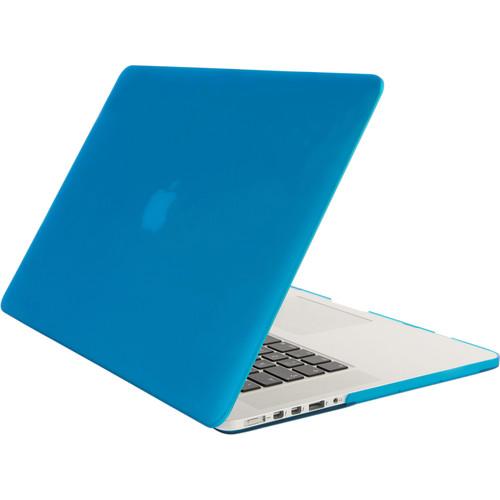 "Tucano Nido Hard-Shell Case for 15"" MacBook Pro, Retina Display (Sky Blue)"