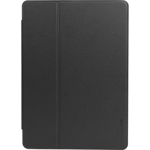 Tucano Ultraslim Folio with Stand and Wake & Sleep Features (Black)