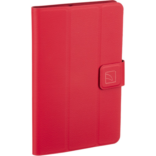 """Tucano Facile Plus Universal Folio Stand for 10"""" Tablets (Red)"""