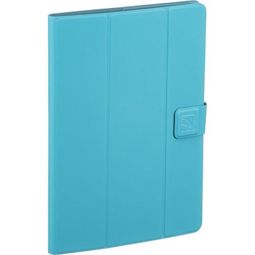 "Tucano Facile Plus Universal Folio Stand for 10"" Tablets (Sky Blue)"
