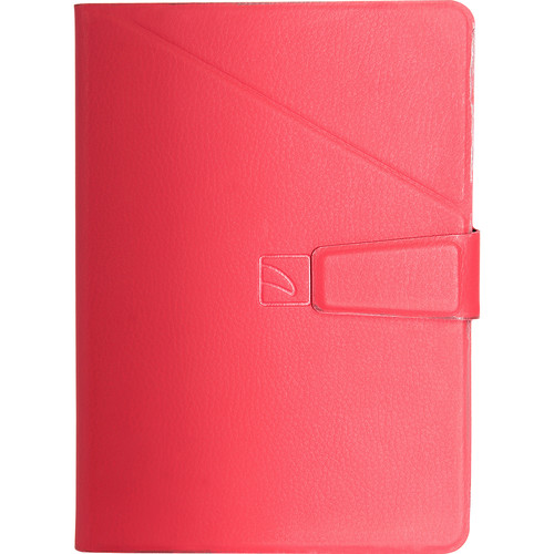 "Tucano Piega Small Universal Case for 7"" Tablets (Red)"
