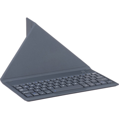 Tucano Scrivo Bluetooth Keyboard with Integrated Stand (Blue)