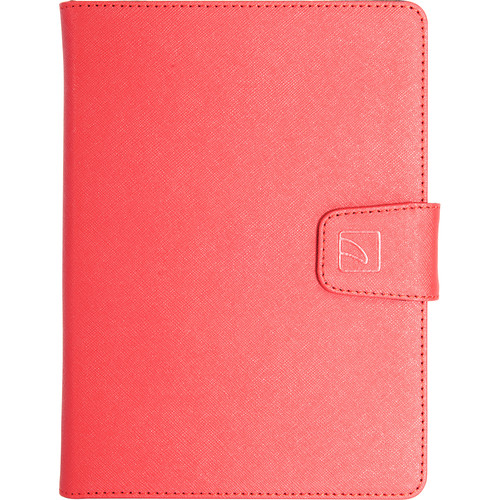 "Tucano Uncino Small Universal Case with Swivel for 7"" & 8"" Tablets (Red)"