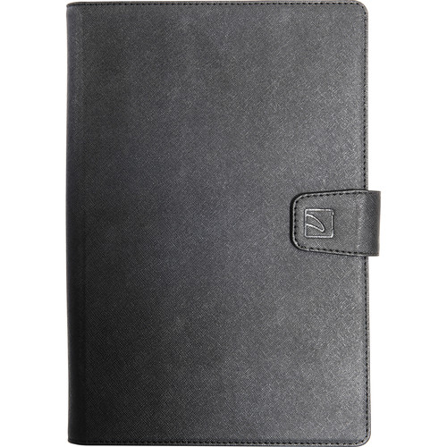 """Tucano Uncino Large Universal Case with Swivel for 9-10"""" Tablet (Black)"""