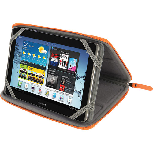 "Tucano Innovo Universal Shell Sleeve for 10"" Tablet (Orange)"