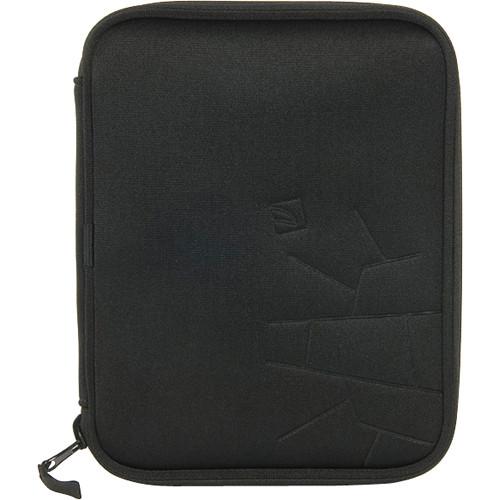 """Tucano Radice Zip Case for 8"""" Tablet (Black)"""