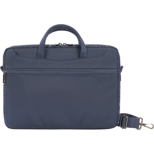 "Tucano Work_Out II Slim Bag for 13"" MacBook Air & Pro & 13"" Ultrabook (Blue)"