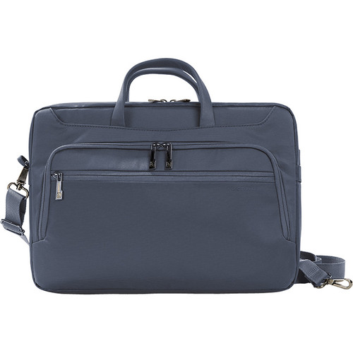 """Tucano Work_Out II Compact Bag for 15"""" MacBook Pro & Retina & 15"""" Ultrabook (Blue)"""