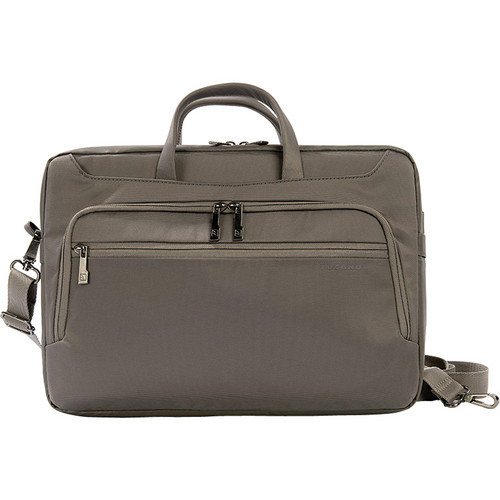 "Tucano Work_Out II Compact Bag for 15"" MacBook Pro & Retina & 15"" Ultrabook (Gray)"