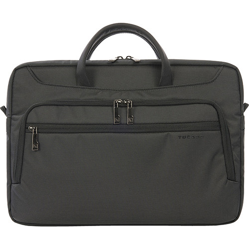 "Tucano Work_Out II Compact Bag for 15"" MacBook Pro & Retina & 15"" Ultrabook (Black)"