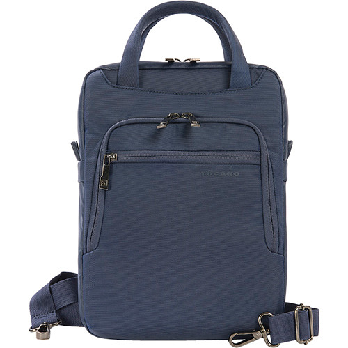 "Tucano Work_Out II Vertical Bag for 11"" Ultrabooks & MacBook Air (Blue)"