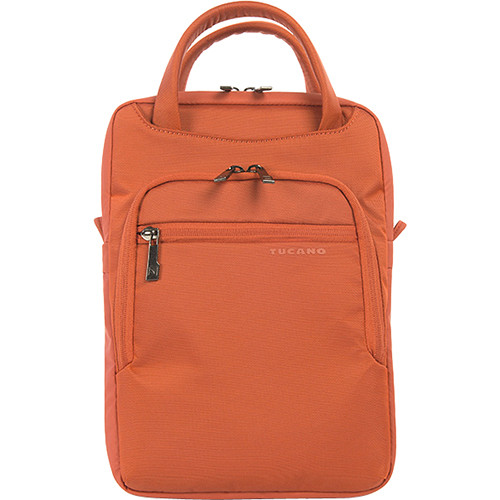 "Tucano Work_Out II Vertical Bag for 11"" Ultrabooks & MacBook Air (Orange)"