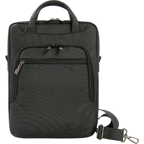 "Tucano Work_Out II Vertical Bag for 11"" Ultrabooks & MacBook Air (Black)"