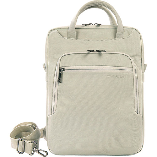 "Tucano Work_Out II Vertical Bag for 13"" Ultrabooks, MacBook Air, & MacBook Pro (White)"