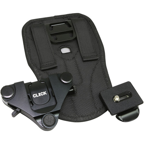 TURBO ACE Click Secondary Camera Holster and Pro Quick Release Plate