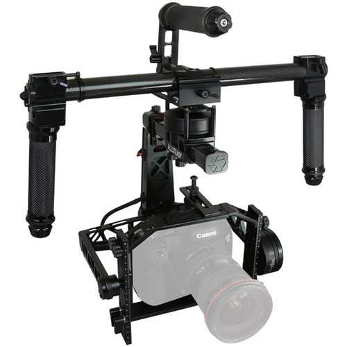 TURBO ACE AllSteady Motion 3-Axis Gimbal for Large Size Camera/Lens