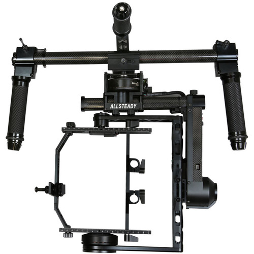 TURBO ACE AllSteady Motion 3-Axis Gimbal for Medium Size Camera/Lens