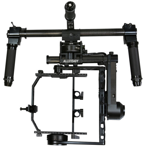 TURBO ACE AllSteady Motion 3-Axis Gimbal Deluxe Package for Medium Size Camera/Lens