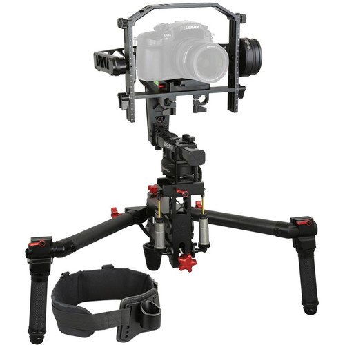 TURBO ACE Jockey Motion 4-Axis Gimbal for Large Size Camera/Lens