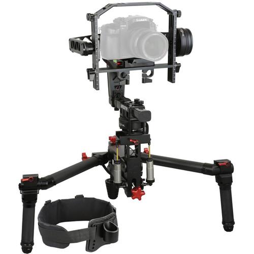TURBO ACE Jockey Motion 4-Axis Gimbal for Small Size Camera/Lens