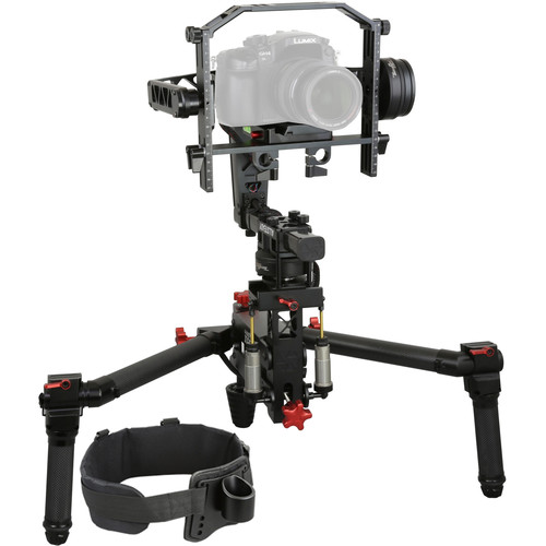 TURBO ACE Jockey Motion 4-Axis Gimbal for Medium Size Camera/Lens