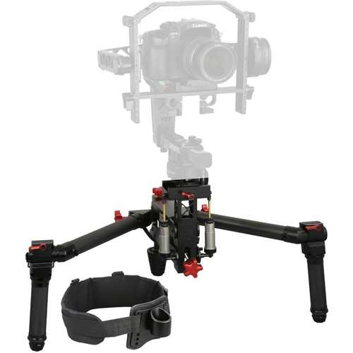 TURBO ACE Jockey 4th Axis Stabilizer Plus Package-A for AllSteady Motion & 6 Plus Gimbals