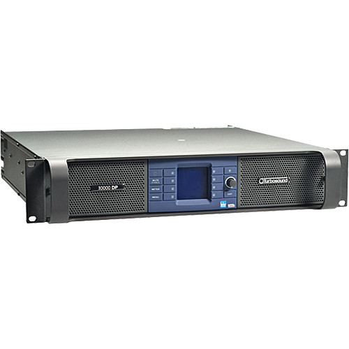Turbosound 10000DP 4-Channel Powered Loudspeaker Management System