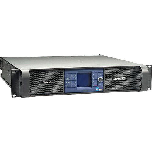 Turbosound 20000DP 4-Channel Powered Loudspeaker Management System