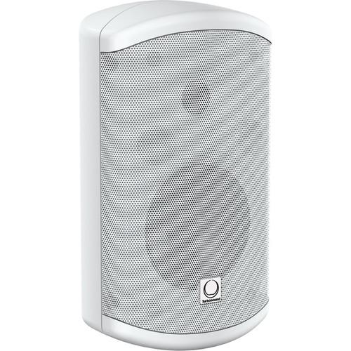 Turbosound Impact 55T Compact 2-Way Passive Loudspeaker (White)