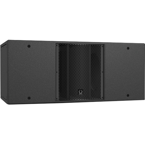 "Turbosound Athens TCS212B Dual 12"" Band Pass Subwoofer (Black)"