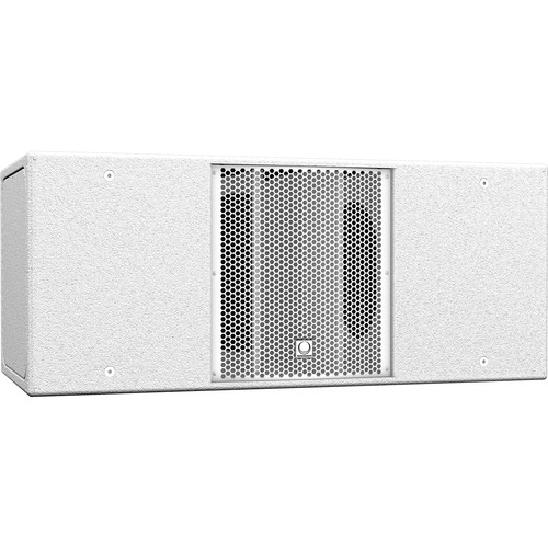 """Turbosound Athens TCS212B-WH Dual 12"""" Band Pass Subwoofer (White)"""
